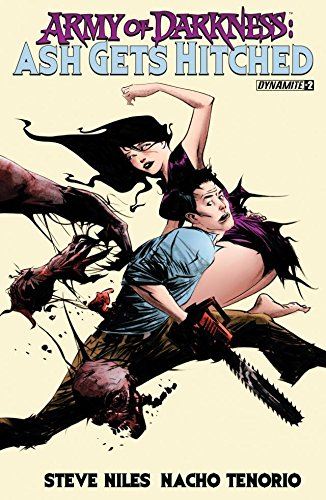 Army of Darkness: Ash Gets Hitched #2 (of 4): Digital Exclusive Edition (English Edition)